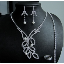 New Fashion Wedding Necklace and Earring Fashion Jewellery