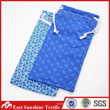 Microfiber Sunglasses Printed Eyewear Pouch