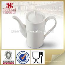 Louça de porcelana real louça de café gotejamento francês pote de café