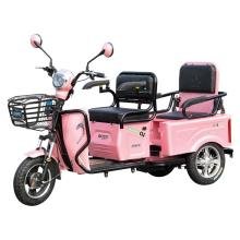 The latest mini electric rickshaw for the aged