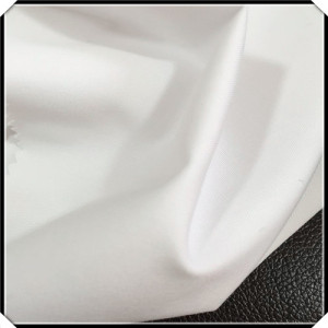 Billiga Vit 100 Cotton Twill Fabric
