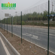 High Quality Welded 3D Curved Security Fence