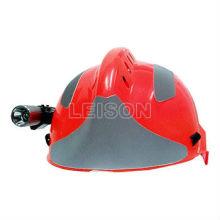 Helm für die Brandbekämpfung mit schwer entflammbar ISO-Norm zu retten