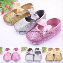 Zapatos de bebé de interior del niño 002