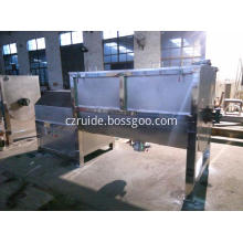 Animal Feed Double Ribbon Mixing Equipment