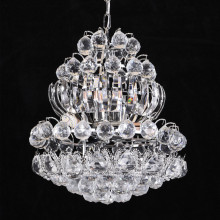 China Exporter for Crystal Pendant Light crystal hanging lamps for ceiling supply to Russian Federation Suppliers