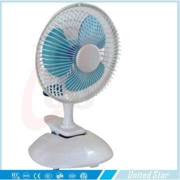 2 en 1 6 '' Clip Electric Mini Fan