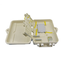 China for Wall Mount Fiber Termination Box Fiber Lgx Splitter Optic Terminal Box export to Germany Suppliers