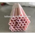 Отличное качество диэлектрика керамические трубы 99.8 глинозема циркония, стеатит керамический трубки из Al2O3 трубка
