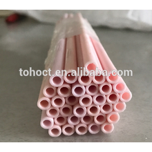 Great quality insulator ceramic pipe 99.8 alumina zirconia steatite ceramic tube al2o3 tube