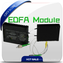 EDFA módulo 1550nm fibra óptica amplificador
