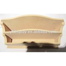 Porte-présentoir en bois de cèdre espagnol