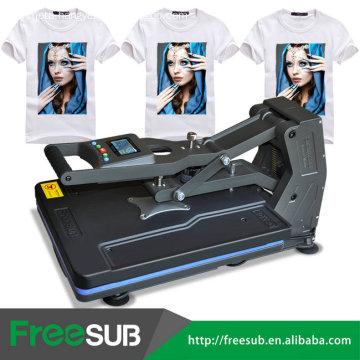 Factory flatbed heat transfer printing machine