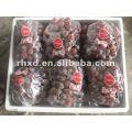 Organische Trauben der heißen samenlosen Trauben des Verkaufs rote