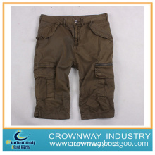 Fashion Cotton Cargo Pants (CW-MVS-89)