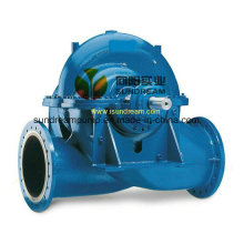 Wear Resistant Mineral Processing Centrifugal Split Case Pump