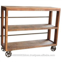 3 Section Table & Trolley