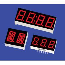 Display a segmenti elettronici a LED elettronico da 0,4 pollici a LED