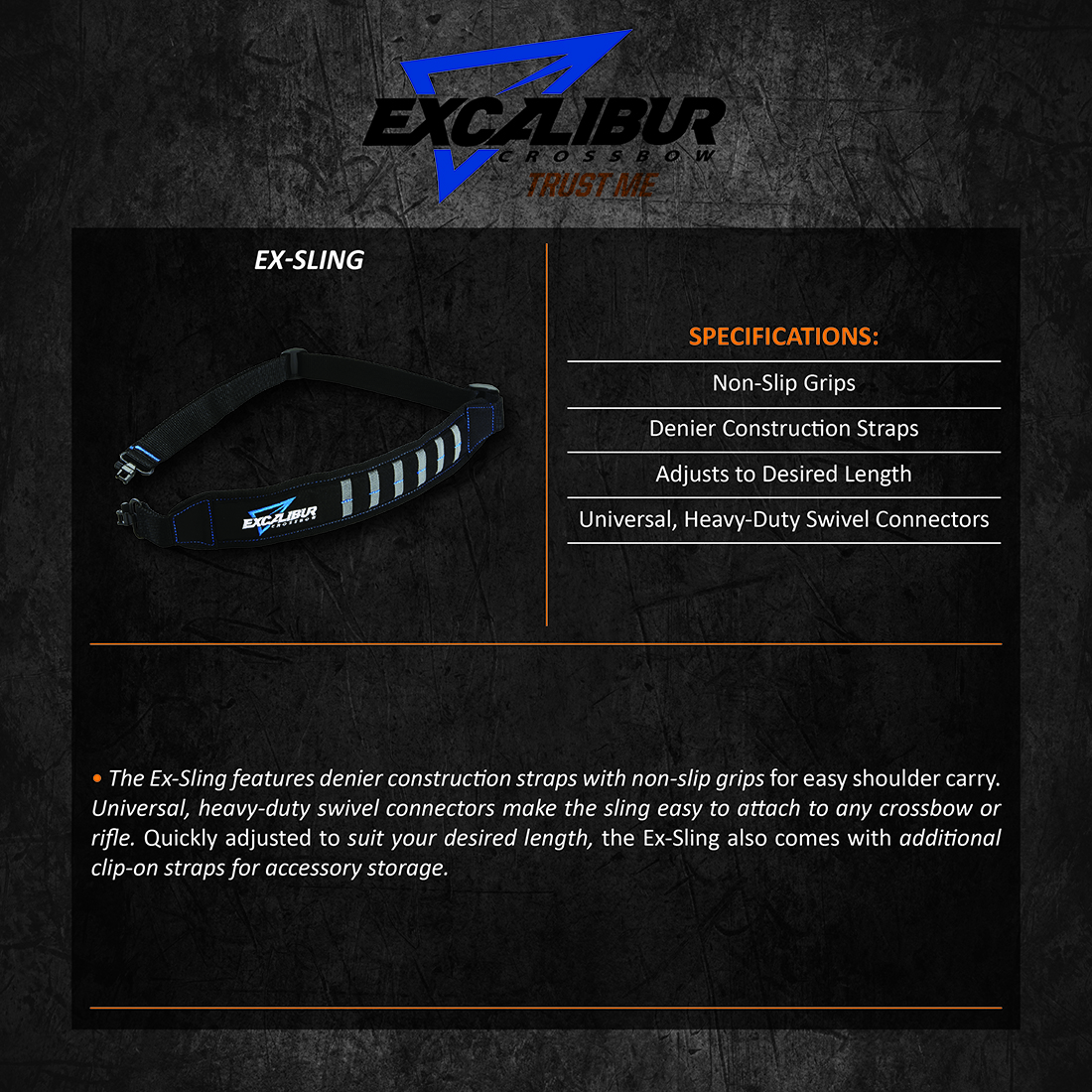Excalibur_ExSling_Product_Description
