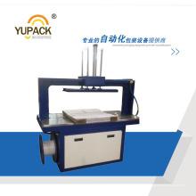 Cinta de 5mm Strapper corrugado totalmente automático y máquina de flejado ondulado con presión superior