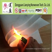 Flame Retardant Wadding, Polyester Fiber