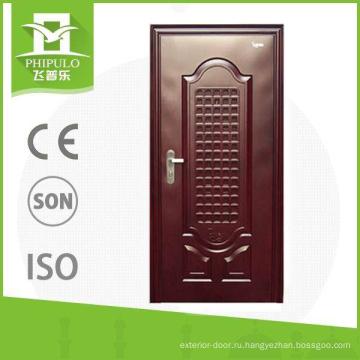 безопасные стальные двери для украшения дома
