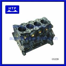 Bonne performance vente chaude auto moteur pièces de fixation Cylindre bloc assy pour Mitsubishi 4G63