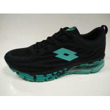 2016 Man Fashion Comfortable Knit Tennis Sneaker