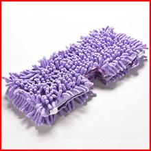 ¡Envío gratis! almohadilla de limpieza de trapeador de trapeador de vapor para almohadillas de polvo de coral púrpura de tiburón