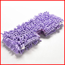 Бесплатная Доставка! паровая швабра ткань подушечка для чистки швабра Шарк фиолетовый коралловый пыли колодки