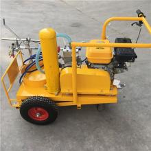 máquina convexa da marcação da linha de estrada da pintura fria