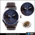 Marca de reloj más reciente reloj de pulsera de cuarzo reloj de pulsera de cuarzo