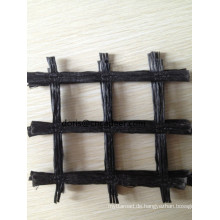 200kn / 200kn Biaxial Polyester Geogrid