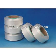 Fil de Spandex de qualité AAA 1400D 100%