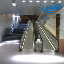 Stainless Steel 0.5m/S Indoor Outdoor Conveyor Walkway Pavement