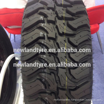 HOT! DURUN NEW TIRE MUD TYRES CHINA MANUFATURE DIRECT SUPPLIER 235/85R16 SUV TIRE