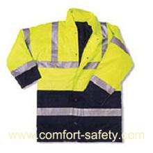 Veste de sécurité réfléchissante (SJ11)