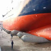 Airbag de borracha do barco / bolsa a ar marinha / bolsa a ar de levantamento pesada