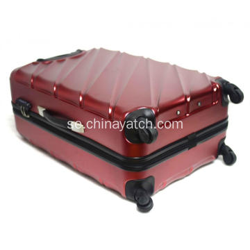 PET Spinner Wheeled Trolley Case