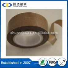 Best selling on Amazon Ptfe adhesive tapes ptfe glass coated fabric glass fiber tapes                                                                         Quality Choice