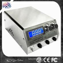 LED digital tattoo power device, power supply for tattoo machine