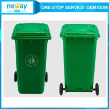 Hohe Qualität PP-Pedal große Mülleimer im Freien
