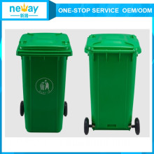 High Quality PP Pedal Large Outdoor Waste Bin