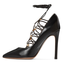 2018 latest elegant sexy women high heel shoes