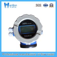 Débitmètre électromagnétique en acier au carbone bleu Ht-0270