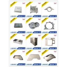 China Aluminun Zinc Die Casting Fabricante / Fábrica