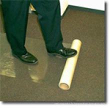 Film protecteur pour tapis