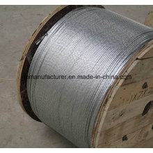 Fil de fer en acier galvanisé 1X19