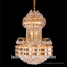 Chihuly style hotel chandelier sia letras colgante colgante luz 78150