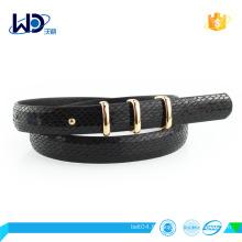 Le nouveau style pu belt belt belt design